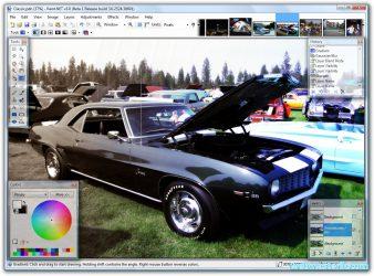 Paint.Net ekran görüntüsü