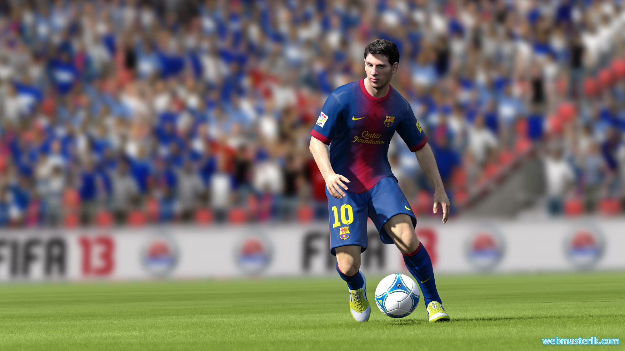 Скриншот в FIFA 13