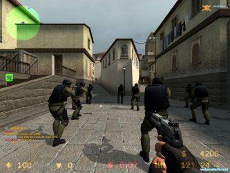 Counter Strike ekran görüntüsü