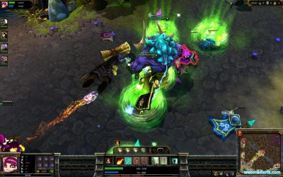 League of Legends ekran görüntüsü