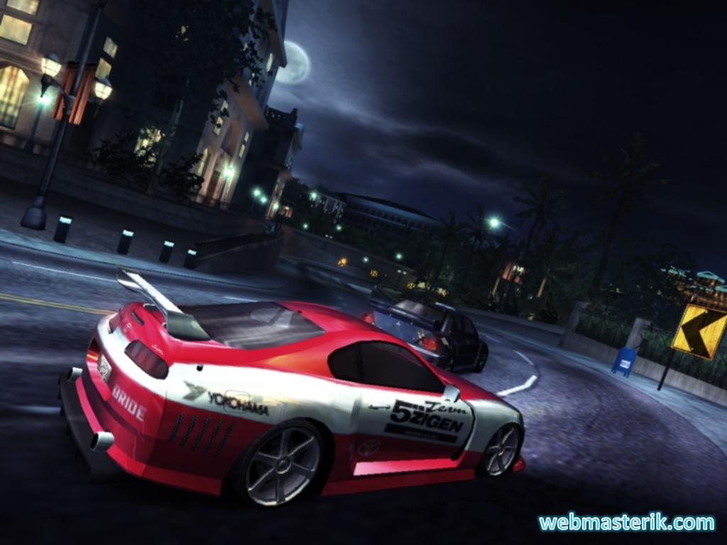 Скриншот в Need for Speed Carbon