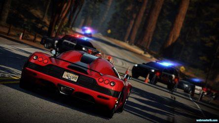 Need for Speed 3 Hot Pursuit ekran görüntüsü