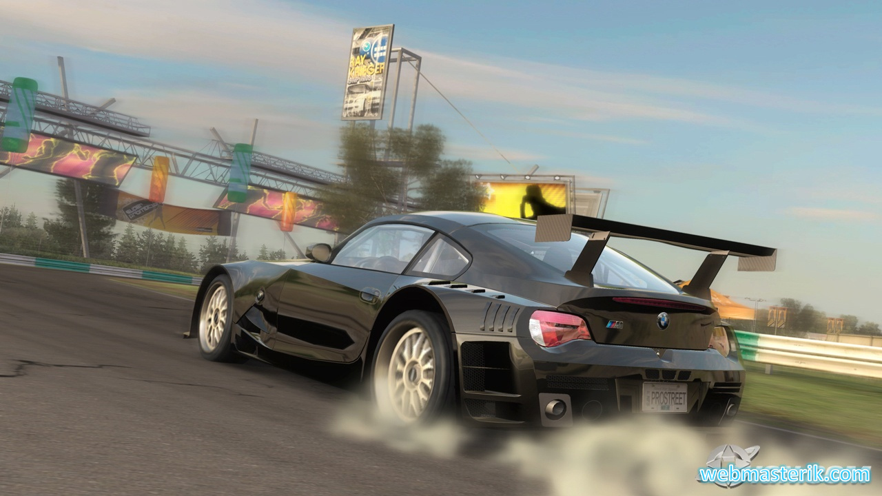 Скриншот в Need for Speed ProStreet