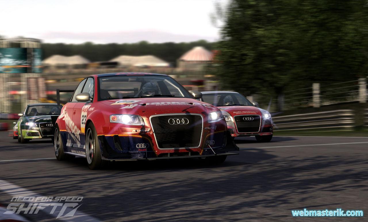 Скриншот в Need for Speed SHIFT