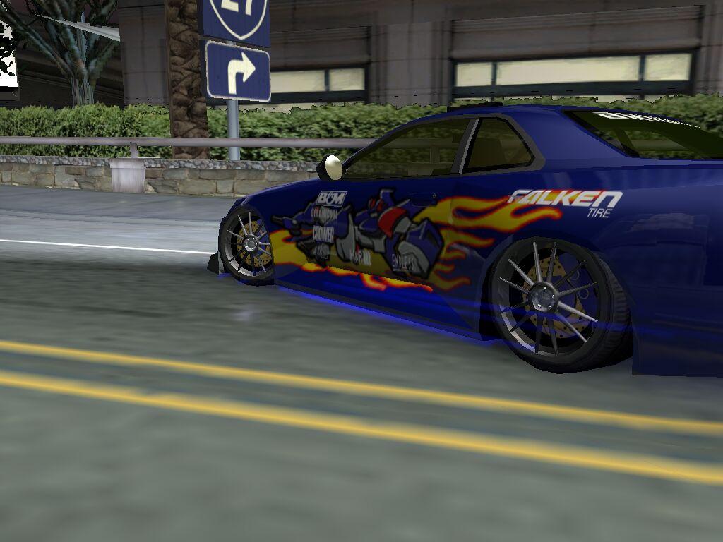 Need For Speed Underground 2 ekran görüntüsü