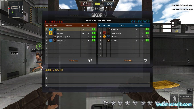 Point Blank ekran görüntüsü