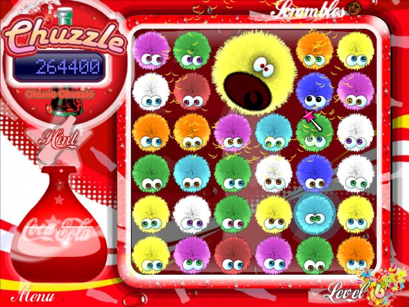 Chuzzle ekran görüntüsü