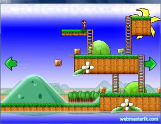 Mario Forever: Block Party ekran görüntüsü