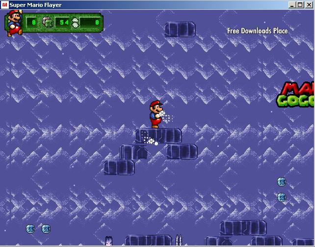 Super Mario Ice 2 ekran görüntüsü