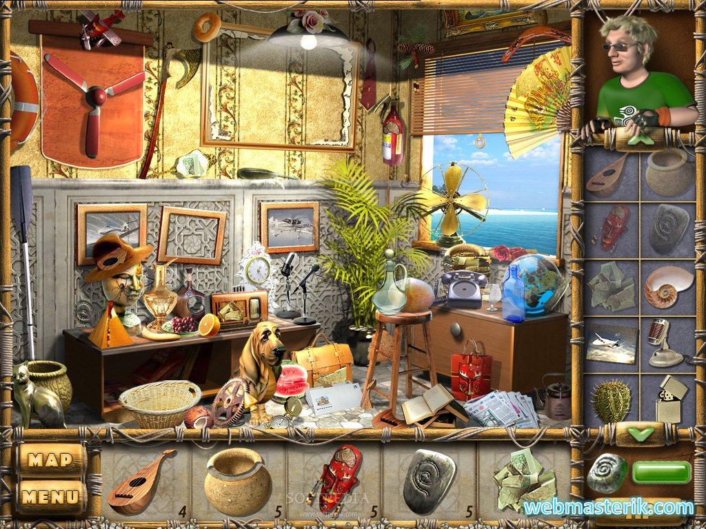 The Treasures of Mystery Island ekran görüntüsü