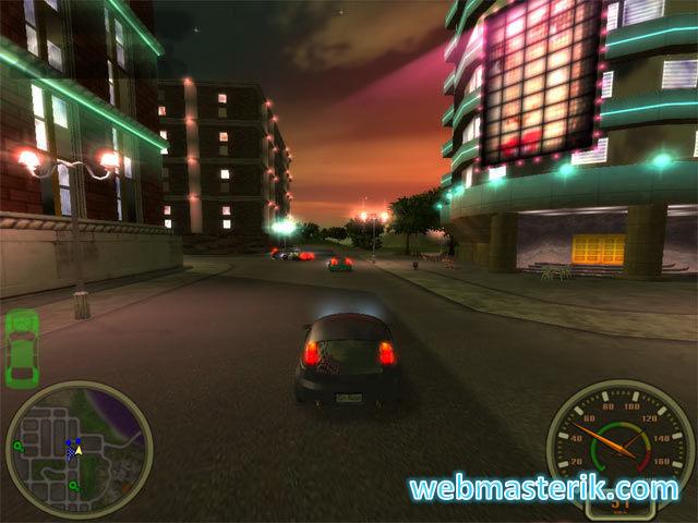 City Racing ekran görüntüsü