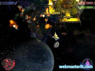 Deadly Stars ekran görüntüsü