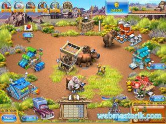 Farm Frenzy 3: American Pie ekran görüntüsü