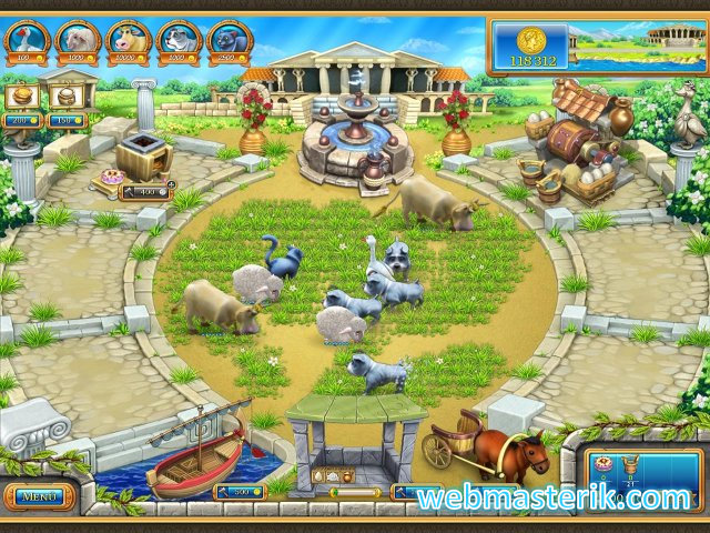 Farm Fenzy Roma Yüklə ekran görüntüsü