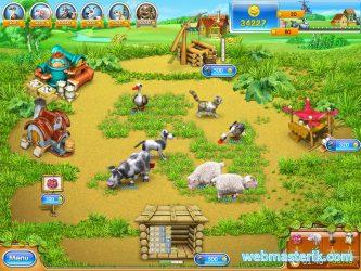 Farm Frenzy ekran görüntüsü