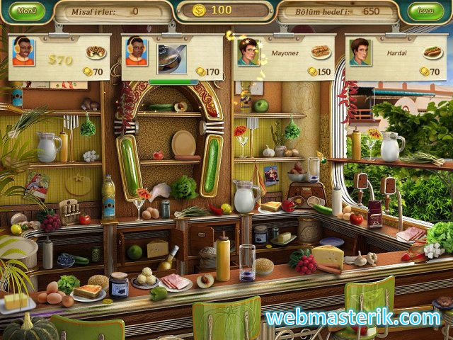 Gourmania 3: Zoo Zoom ekran görüntüsü