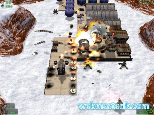 Incinerate ekran görüntüsü