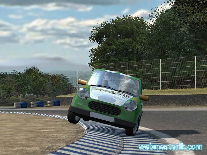 LFS Live For Speed ekran görüntüsü