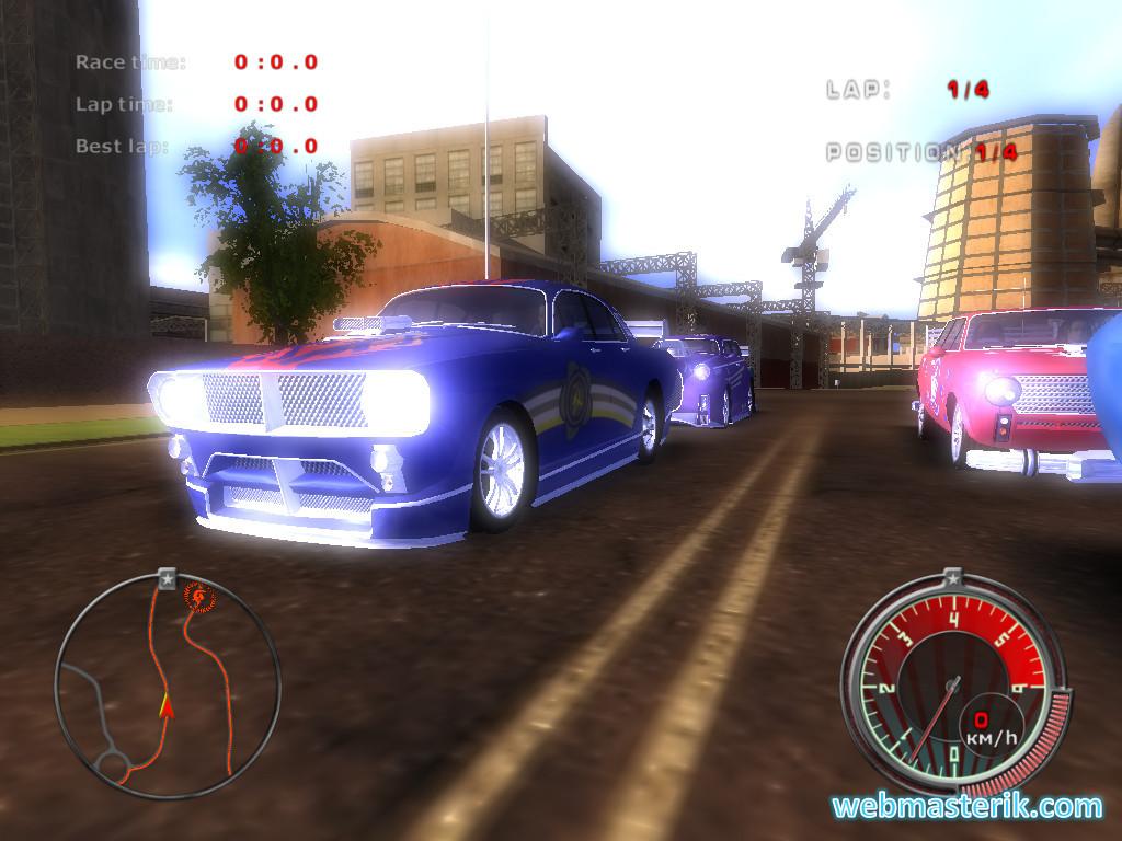 Communism Muscle Cars ekran görüntüsü