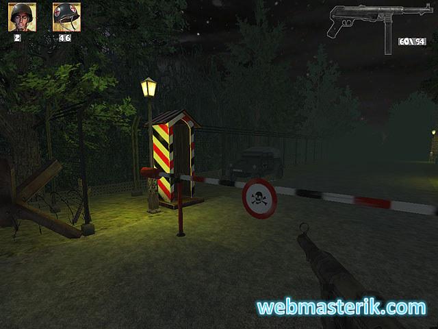 Скриншот в Operation Ubersoldat