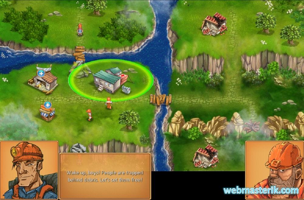 Rescue Team ekran görüntüsü