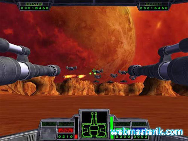 Star Gunner ekran görüntüsü