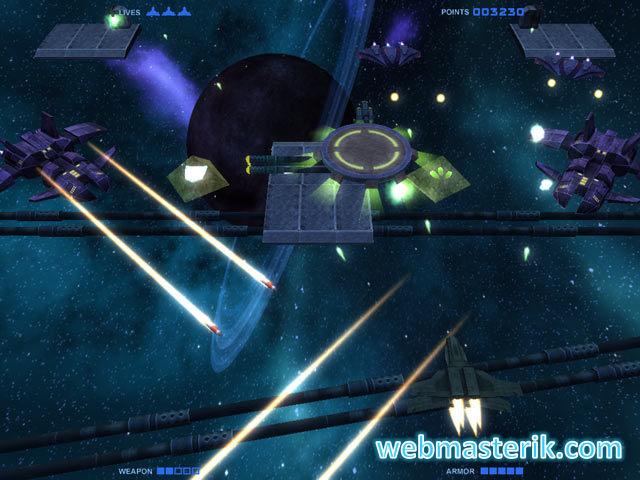 Star Rage ekran görüntüsü