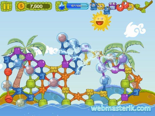 Sticky Linky ekran görüntüsü