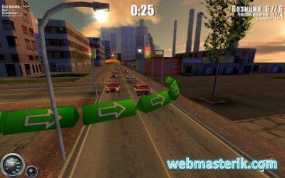 Street Racer ekran görüntüsü