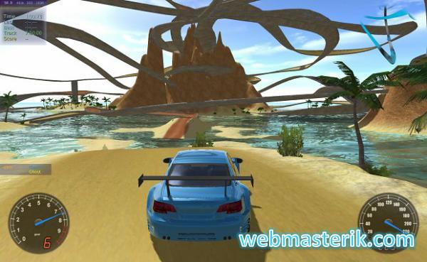 Скриншот в Stunt Rally