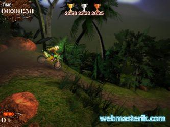 Super Motocross Deluxe ekran görüntüsü