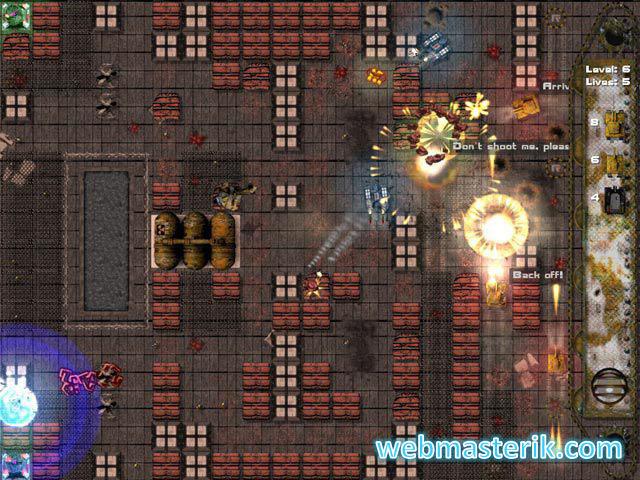 Tank Commander ekran görüntüsü