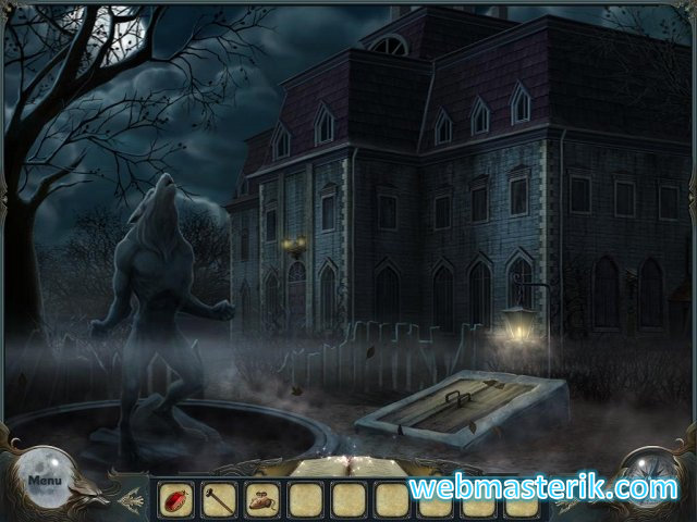 The Curse of Werewolves ekran görüntüsü