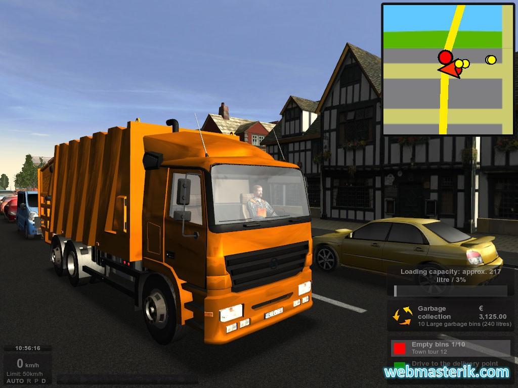 UK Truck Simulator ekran görüntüsü