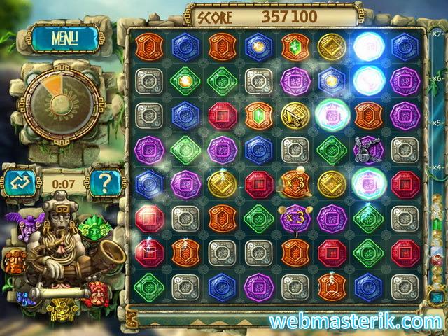 The Treasures of Montezuma 3 ekran görüntüsü