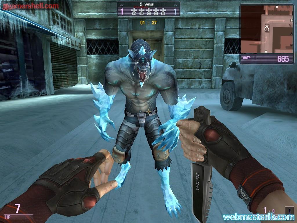 Скриншот в Wolfteam