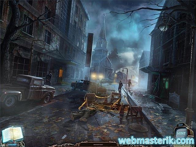 Forbidden Secrets: Alien Town Collectors Edition ekran görüntüsü