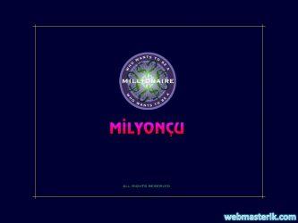 Milyonçu ekran görüntüsü