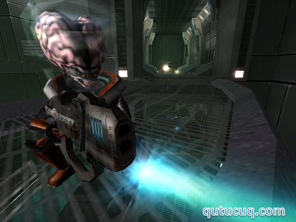 Alien Arena ekran görüntüsü