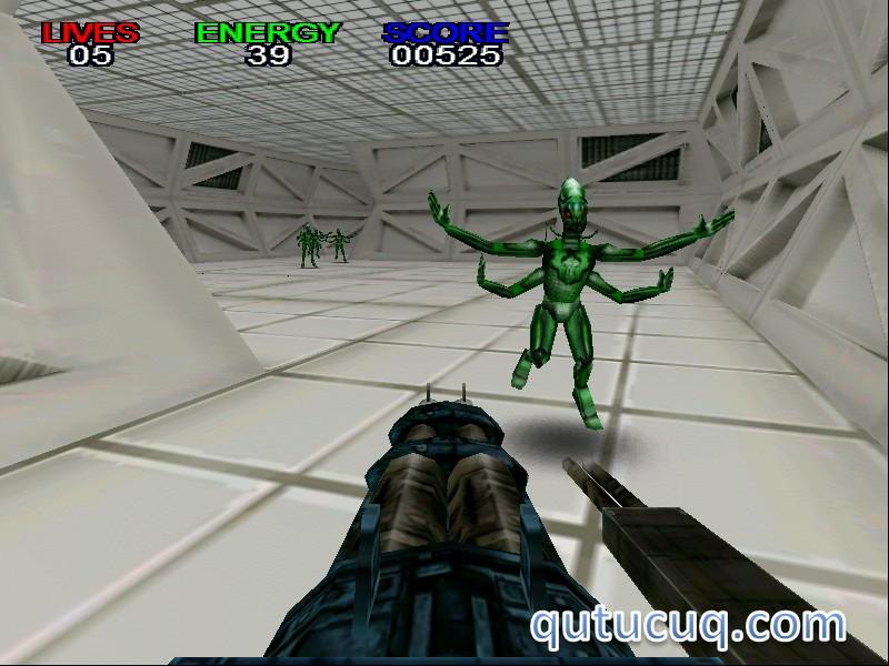 Alien Exterminator ekran görüntüsü
