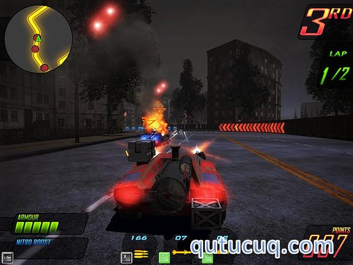 Apocalypse Motor Racers ekran görüntüsü
