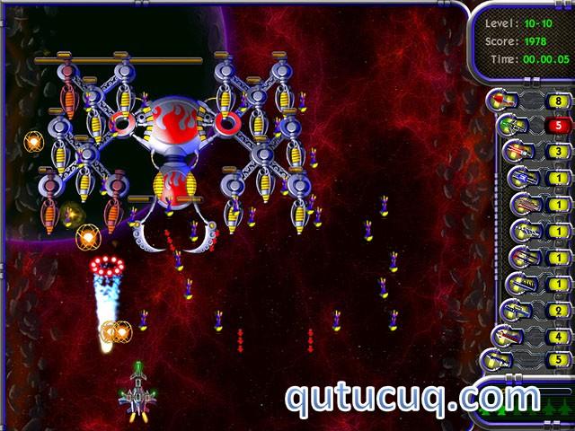 Astro Fury ekran görüntüsü