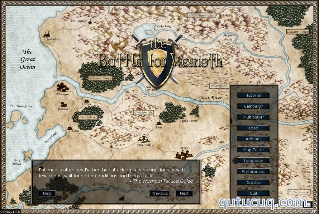 Battle for Wesnoth ekran görüntüsü