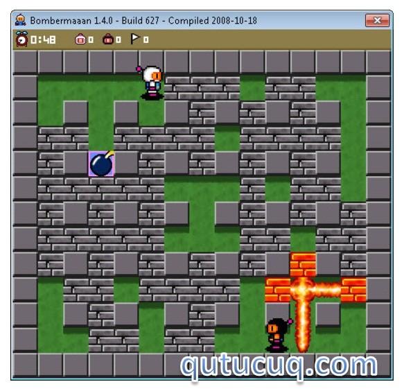 Bombermaaan ekran görüntüsü