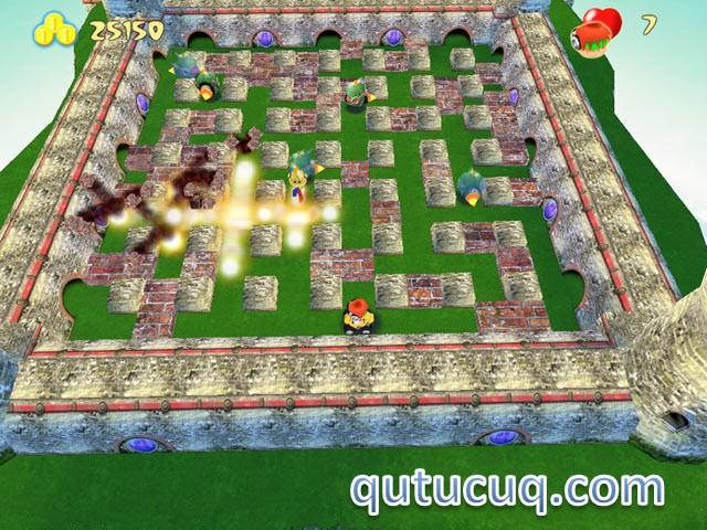 Bombermania ekran görüntüsü