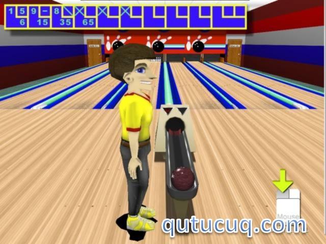 Скриншот в Bowling Blast