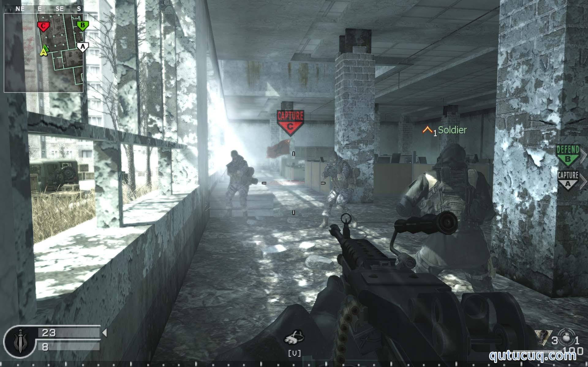 Call of Duty 4: Modern Warfare ekran görüntüsü