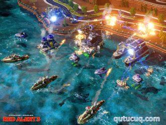 Command & Conquer: Red Alert 3 ekran görüntüsü