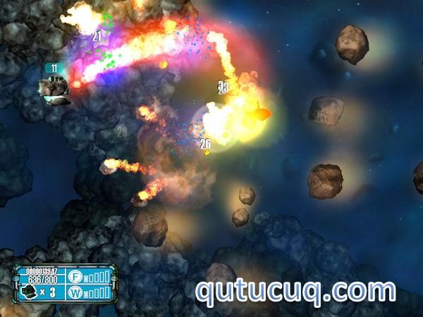 Cosmic Pirates ekran görüntüsü