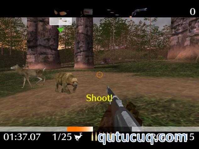 Скриншот в Deer Drive